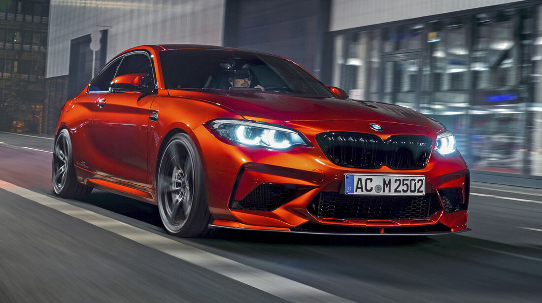 AC Schnitzer-BMW M2 Competition - Tuning - Coupé - sport auto Award 2019