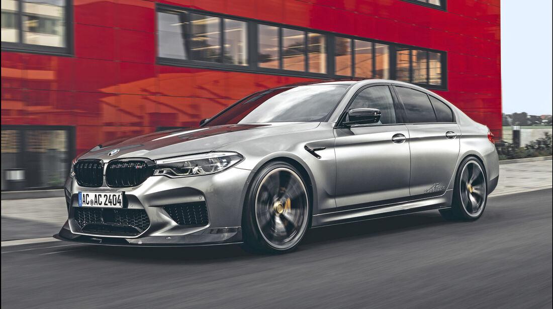 AC Schnitzer-BMW M5 Competition - Tuning - Limousinen/Kombis - sport auto Award 2019