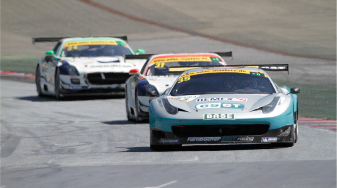 ADAC GT Masters Red Bull Ring