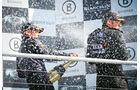 ADAC GT Masters, Siegerfeier, Champagnerdusche