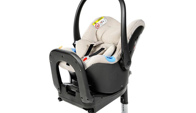 ADAC Kindersitz-Warnung Chicco Oasys i-Size