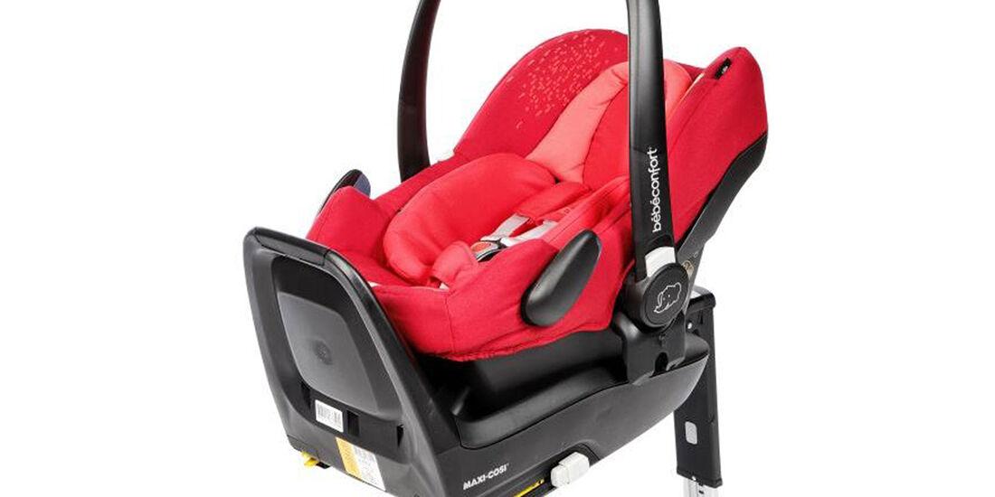 ADAC/ÖAMTC Kindersitz-Test Frühjahr 2018 Maxi-Cosi-Rock-+-Family-One-i-Size