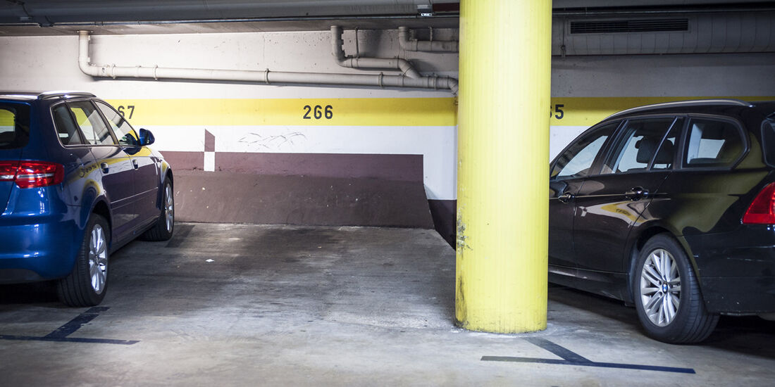 ADAC Parkhaustest 2012