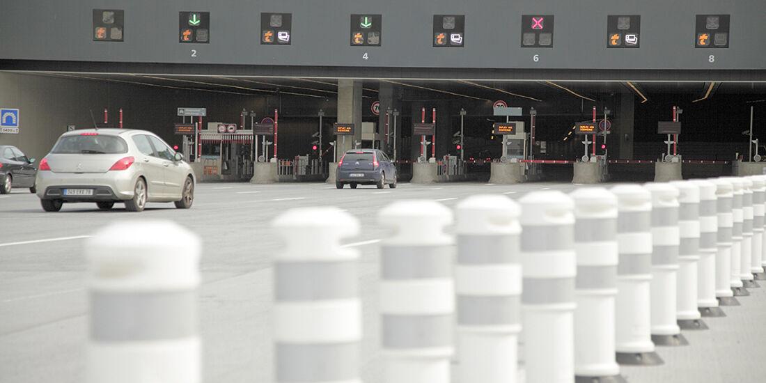 ADAC Tunneltest 2010, Testgewinner Duplex bei Paris