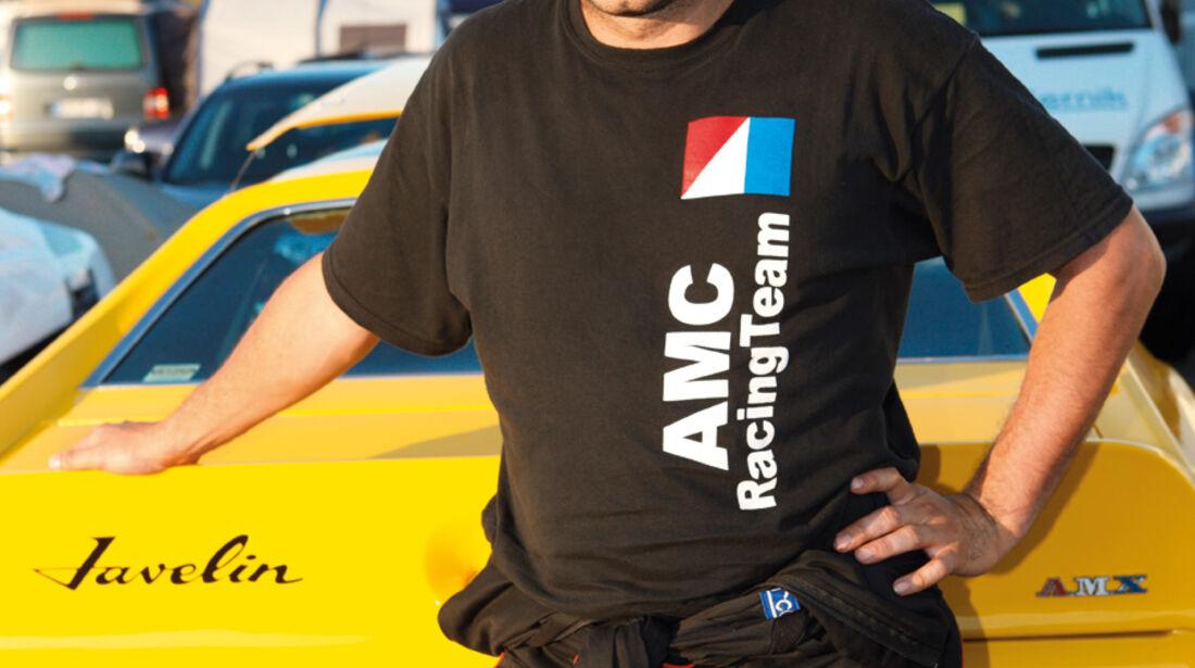 AMC Jevelin mit Pilot bei den NitrolympX Hockenheim 2009