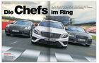 AMS Heft 3 2014 Vergleich Audi S8, Porsche Panamera Turbo, Mercedes S 63 AMG