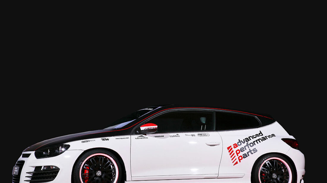 APP VW Scirocco
