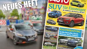 AUTOStraßenverkehr Heft 17 - 2017 Vorschau