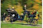 Aarglander -  Kutsche in voller Fahrt