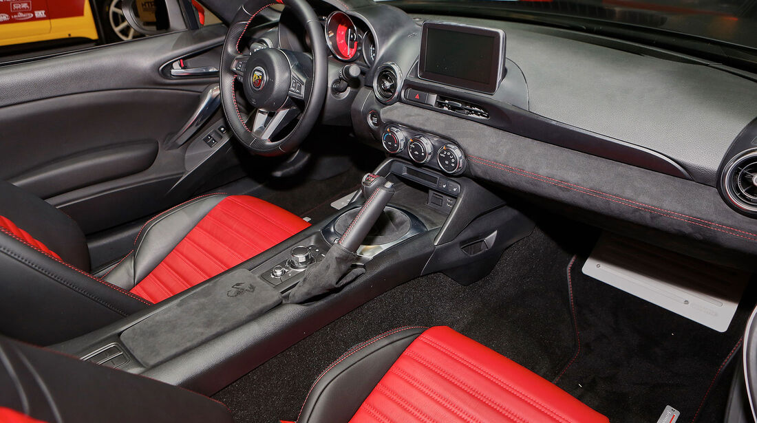 Abarth 124 Spider Fiat