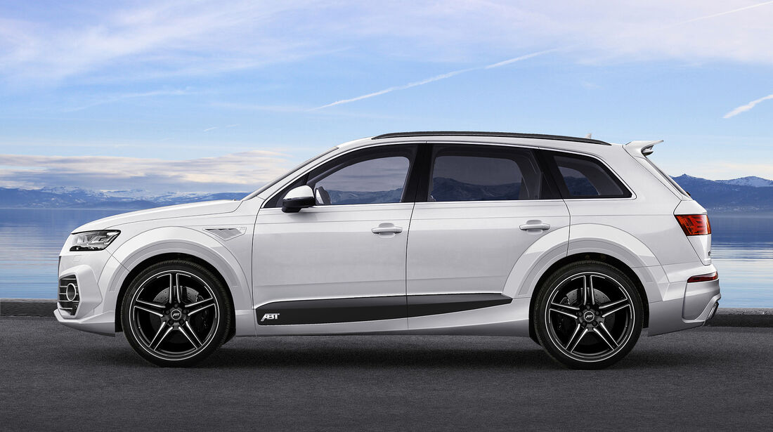 Abt-Audi Q7, Tuning, Bodykit