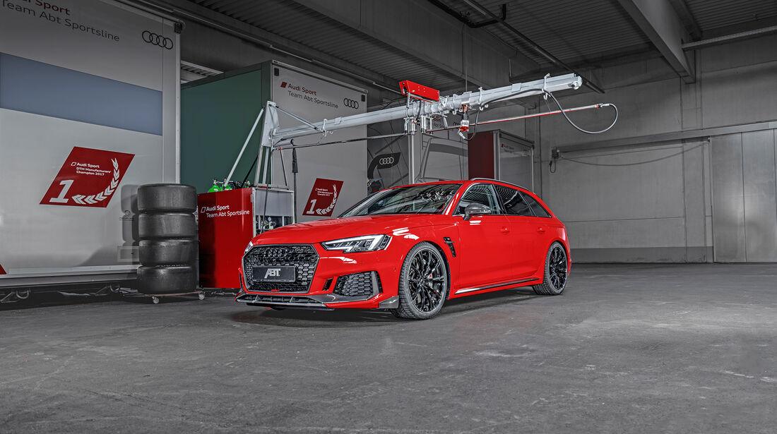 Abt-Audi RS 4+ - Tuning - Limousinen/Kombis - sport auto Award 2019