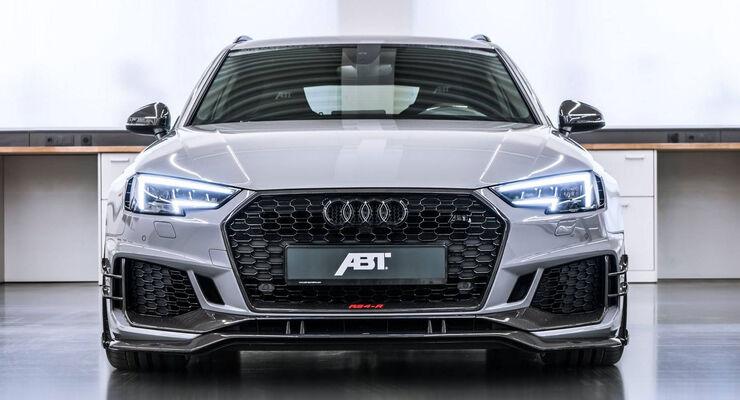 Audi Rs4 B9 >> Abt-Audi RS4-R, RS4 und RS3: 500 PS-Plus-Tuning für Genf - auto motor und sport