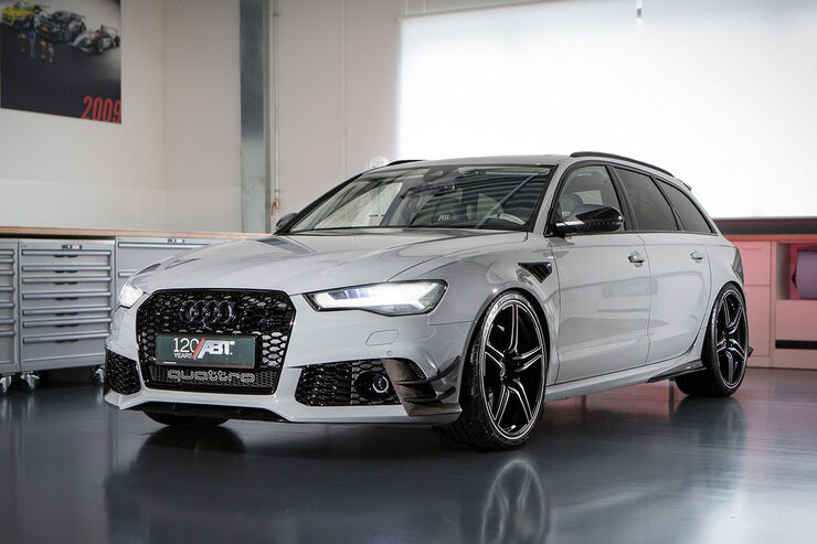 abt audi rs6 avant in genf 730 ps im jubil umslook auto motor und sport. Black Bedroom Furniture Sets. Home Design Ideas