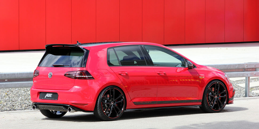 Abt - VW Golf GTI Clubsport - Tuning - Kompaktsportwagen