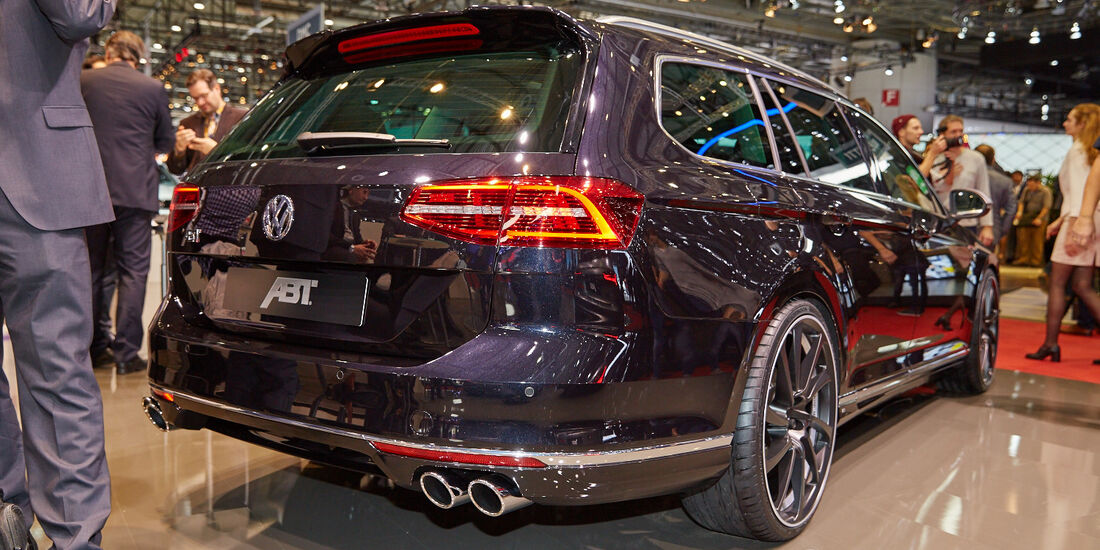 Abt VW Passat Variant Genf
