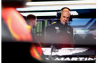 Adrian Newey - Red Bull - Formel 1 - GP USA - 19. Oktober 2018