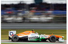 Adrian Sutil - Force India - Formel 1 - GP Deuschland - 5. Juli 2013