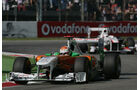 Adrian Sutil Force India GP Italien 2011
