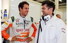 Adrian Sutil - Formel 1 - GP England - 28. Juni 2013