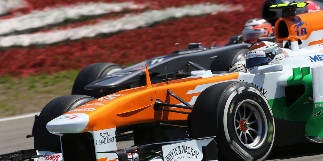 Adrian Sutil - GP Deutschland 2013