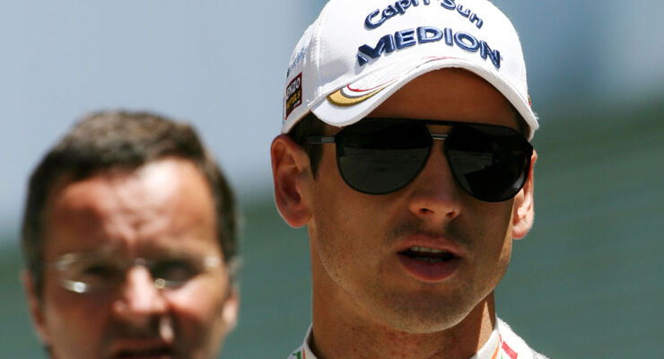Adrian Sutil - GP Europa - Qualifying - 25. Juni 2011