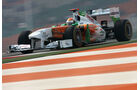 Adrian Sutil - GP Indien - Training - 28.10.2011
