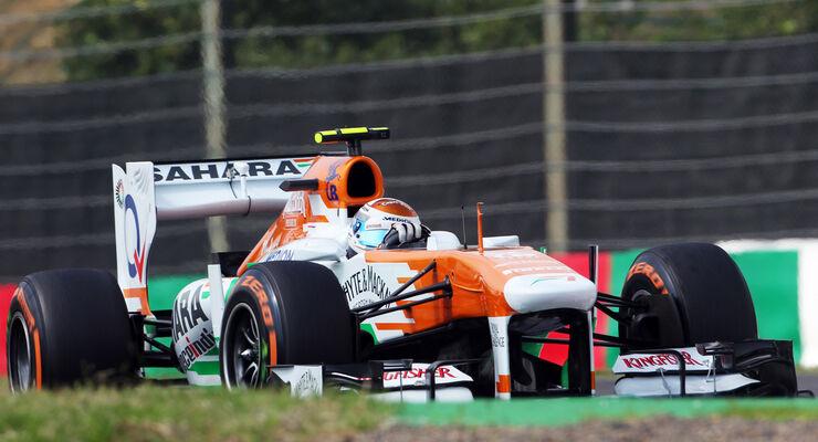 Adrian Sutil GP Japan 2013