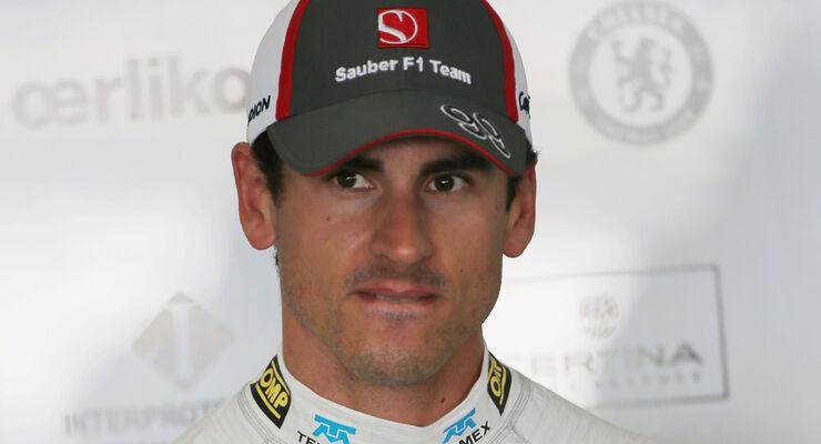 Adrian Sutil - GP Japan 2014