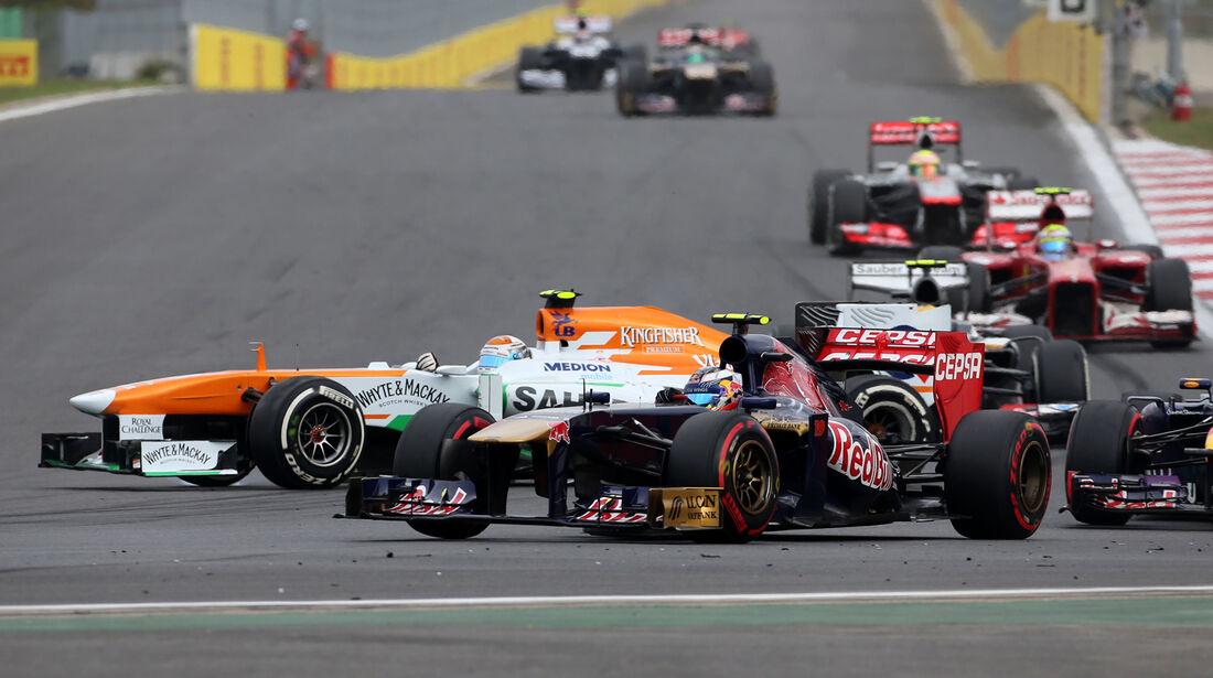 Adrian Sutil - GP Korea 2013