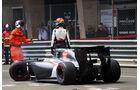 Adrian Sutil - GP Monaco 2014