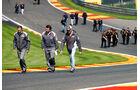 Adrian Sutil - Sauber - Formel 1 - GP Belgien - Spa-Francorchamps - 21. August 2014