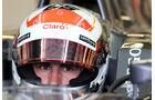 Adrian Sutil - Sauber - Formel 1 - GP Kanada - Montreal - 6. Juni 2014