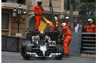 Adrian Sutil - Sauber - Formel 1 - GP Monaco - 22. Mai 2014