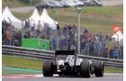 Adrian Sutil - Sauber - Formel 1 - GP Österreich - Spielberg - 20. Juni 2014