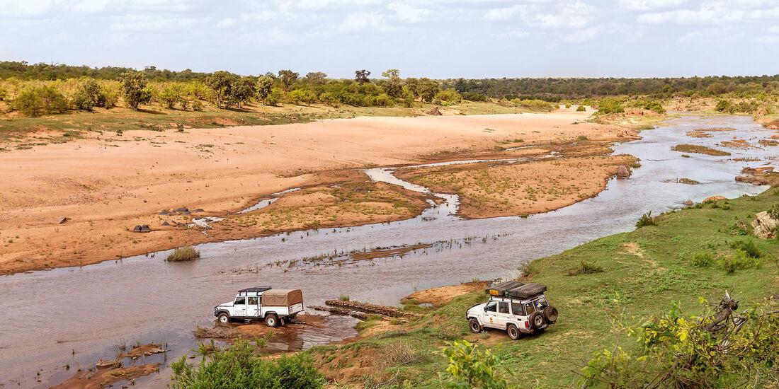 Afrika, Toyota Land Cruiser, Impressionen, Tierwelt