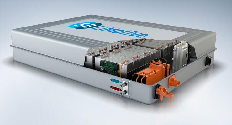 Akku-Kooperation Bosch/Samsung