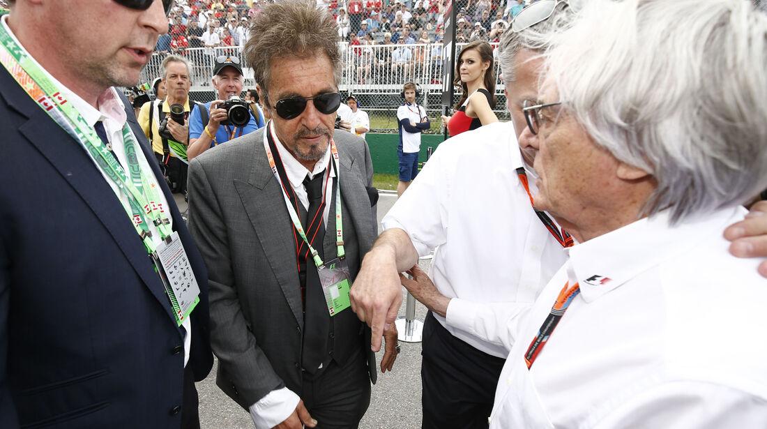 Al Pacino - GP Kanada 2015