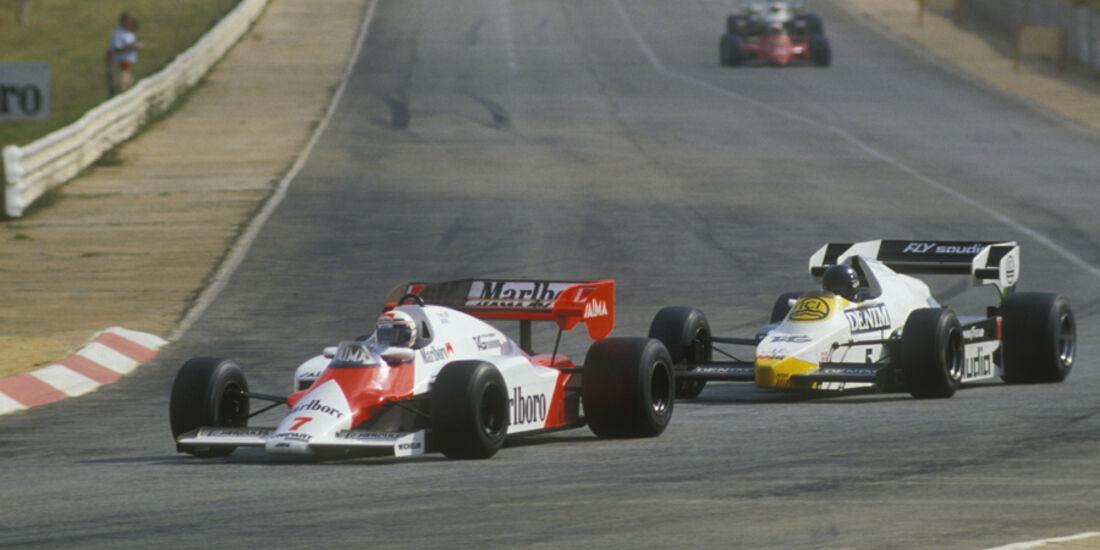Alain Prost 1984