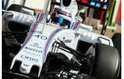 Alex Lynn - Williams - Formel 1-Test - Barcelona - 13. Mai 2015