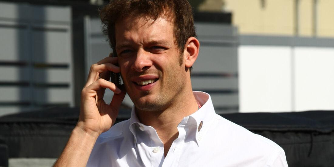 Alex Wurz - GP Brasilien - 25. November 2011