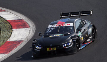 Alex Zanardi - BMW M4 DTM - Technik - 2018