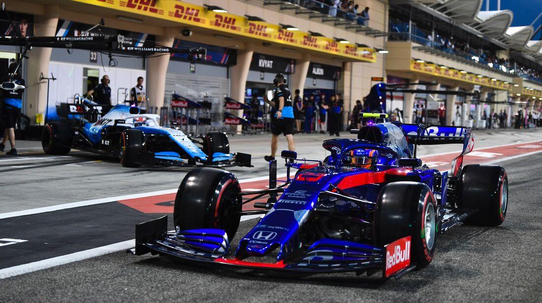 Alexander Albon - Toro Rosso - Formel 1 - GP Bahrain - 30. März 2019