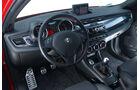 Alfa Guilietta 1.8 TBi 16V Quadrifoglio Verde Innenraum