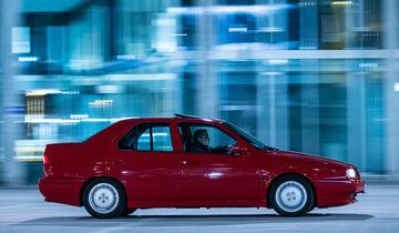 Alfa Romeo 155 2.0 Twin Spark, Seitenansicht