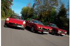 Alfa Romeo 2000 GTV, Alfa Romeo Spider 2000 Veloce, Alfa Romeo Montreal