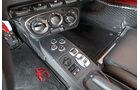 Alfa Romeo 4C, Mittelkonsole
