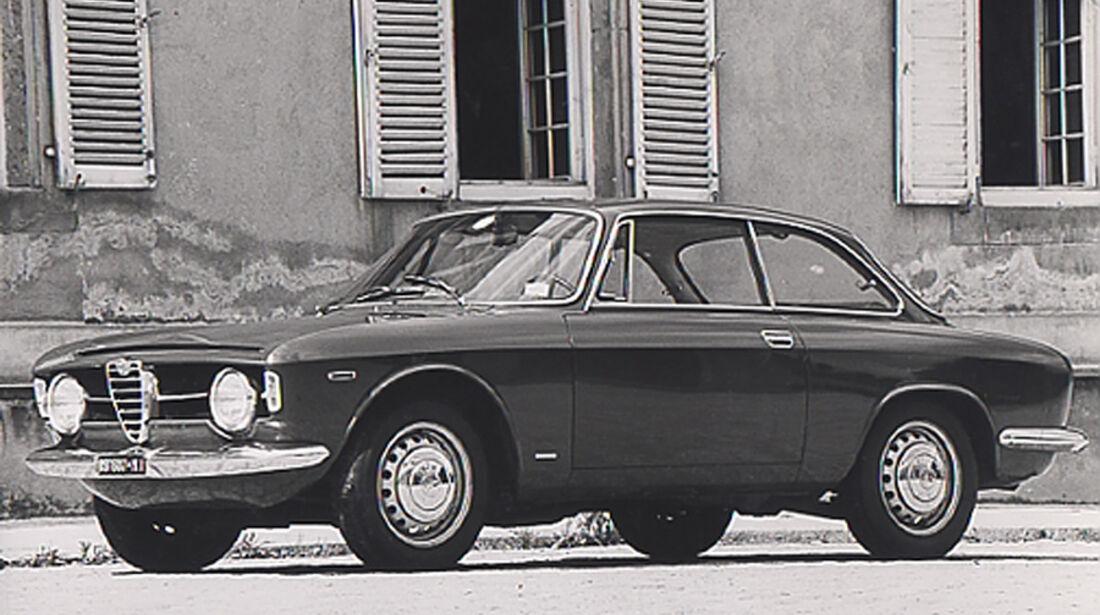 Alfa Romeo, GT 1300, Junior, IAA 1967