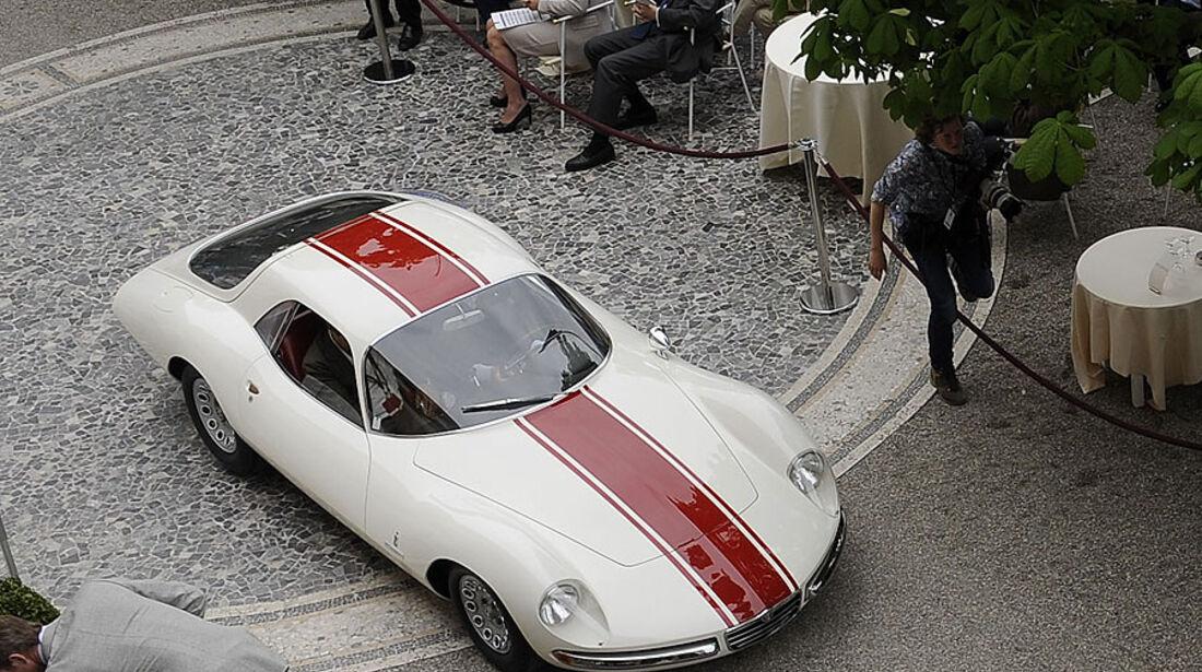Alfa Romeo Giulia 1600 TZ2 Coupé