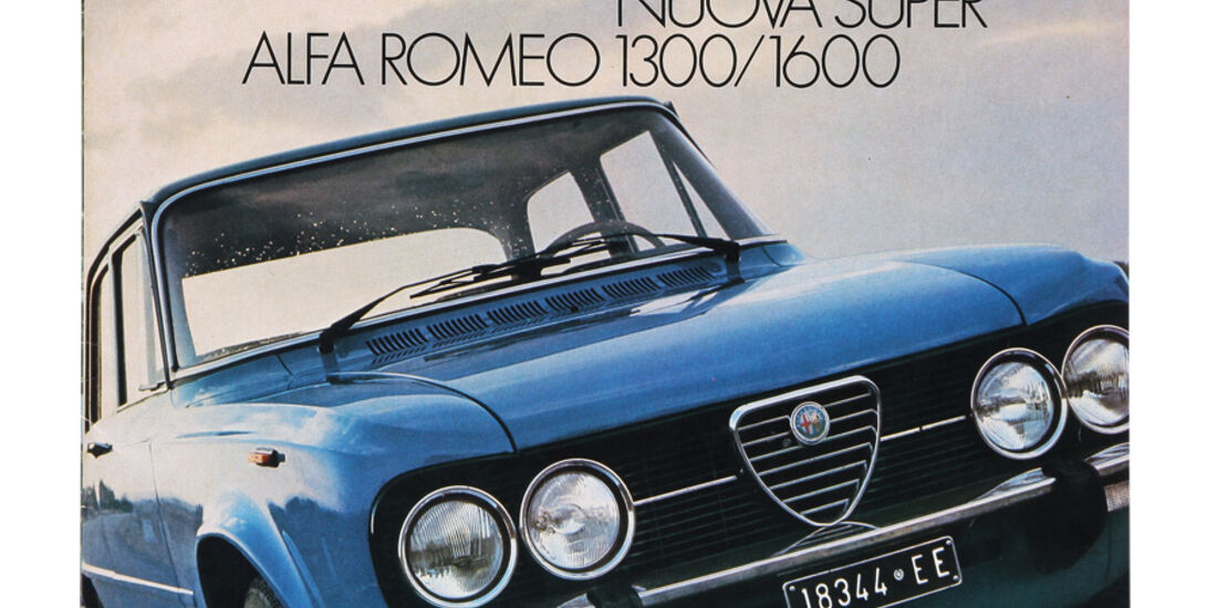 Alfa Romeo Giulia, Kalender